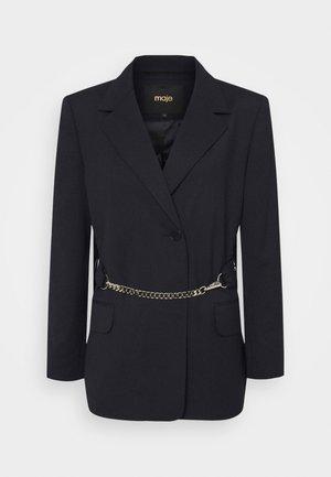VILLE - Short coat - marine