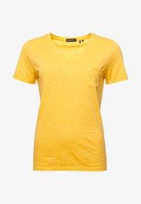 Superdry - Print T-shirt - pigment yellow - 2
