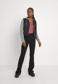 ONLY - ONLFIFI BOATNECK BOX  - Long sleeved top - rose brown - 1