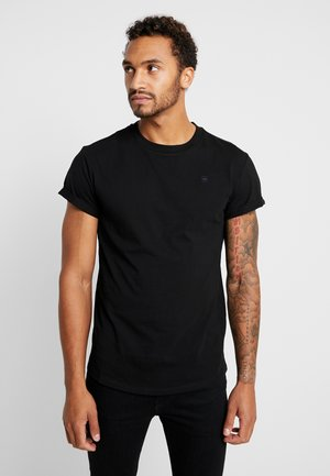 SHELO - T-shirt - bas - black