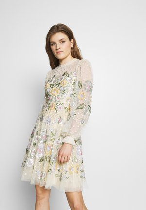 ROSALIE DRESS - Cocktailkjole - yellow