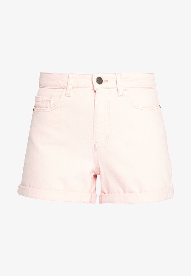 NMSMILEY - Shortsit - silver pink
