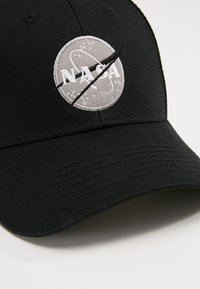 Alpha Industries - NASA - Pet - black - 4