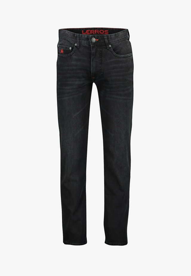 ARUN - Relaxed fit jeans - cement grey