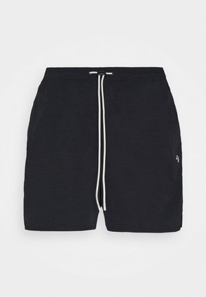 CUTTER UNISEX - Shortsit - black