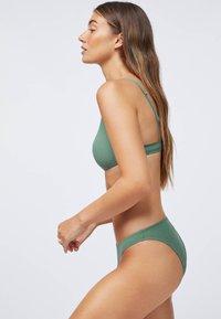 OYSHO - CLASSIC  - Bikiniunderdel - green - 3