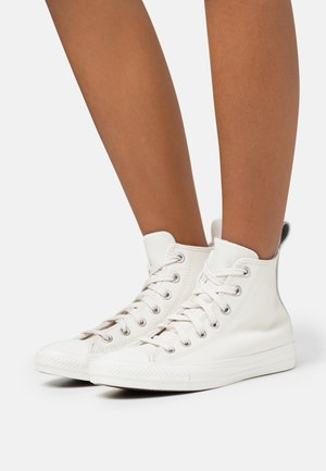 CHUCK TAYLOR ALL STAR - Baskets montantes - egret