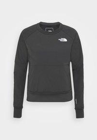The North Face - W VENTRIX LT HYBRID PULLOVER - Outdoor jacket - asphalt grey - 3