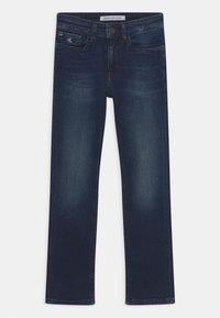 Calvin Klein Jeans - SLIM  - Slim fit jeans - essential night blue - 0