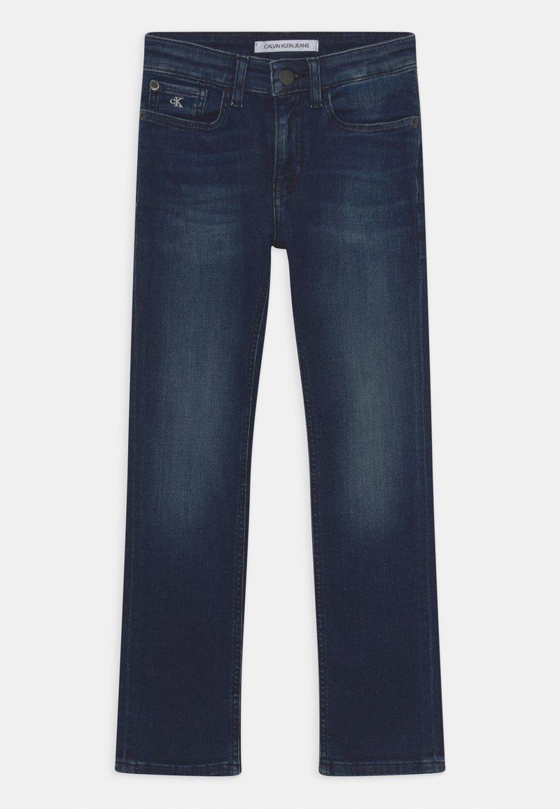 Calvin Klein Jeans - SLIM  - Slim fit jeans - essential night blue
