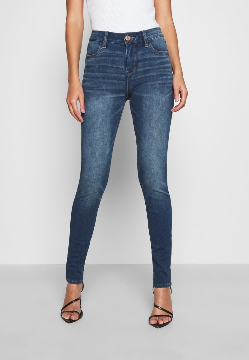 American Eagle - DREAM - Jeans Skinny Fit - bright ultramarine