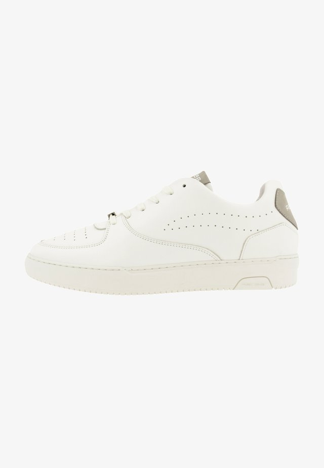 THABO CALF - Sneakers laag - white