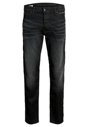 CHRIS REX JOS  - Straight leg jeans - black denim