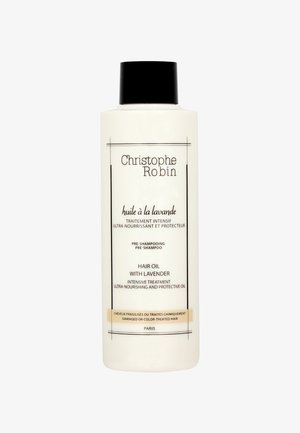 MOISTURIZING HAIR OIL WITH LAVENDER  - Soin des cheveux - -