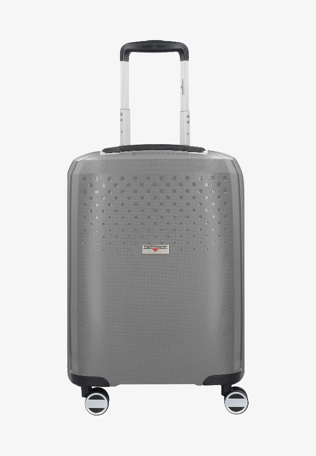 BUBBLES  - Wheeled suitcase - grey