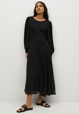 Day dress - noir
