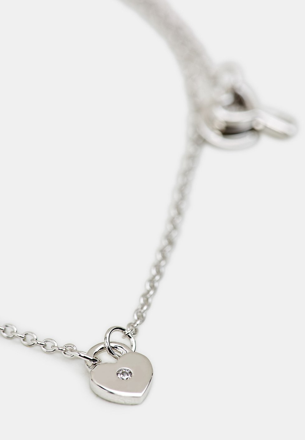 Esprit Armband - Silver-coloured/silber