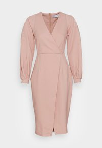 Closet - CLOSET PLEATED SLEEVE - Jersey dress - blush - 3