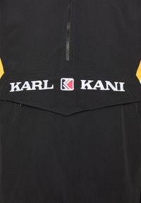 Karl Kani - RETRO BLOCK REVERSIBLE - Windbreaker - black - 2