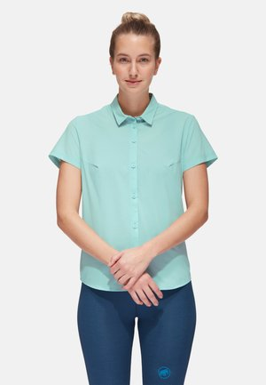 TROVAT LIGHT - Button-down blouse - dark frosty