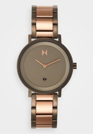 SIGNATURE II - Watch - dusk taupe