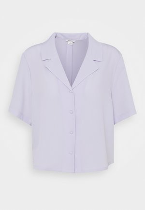 TANI BLOUSE - Blouse - lilac/purple dusty light