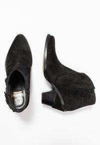 Kanna - SUVA - Ankle boots - black - 3