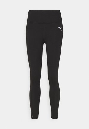 EVOSTRIPE HIGH WAIST - Leggings - black