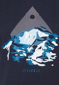 Mammut - T-shirts print - marine - 2