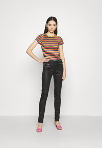 Morgan - PBIKE - Jeans Skinny Fit - noir - 1