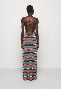 M Missoni - ABITO LUNGOSENZA MANICHE - Gebreide jurk - multi-coloured - 2