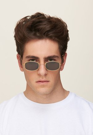 SUKU - Sunglasses - gold carbon