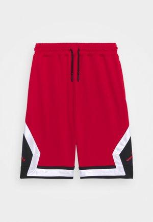 JUMPMAN DIAMOND SHORT UNISEX - Pantalón corto de deporte - gym red
