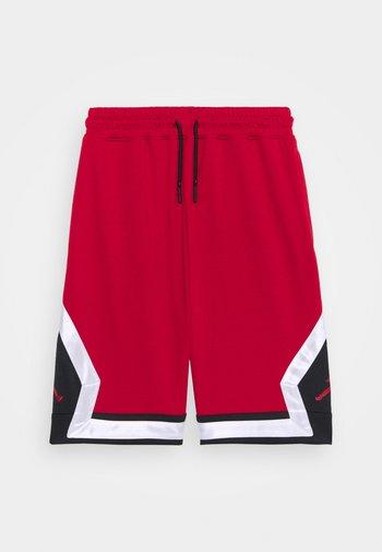 JUMPMAN DIAMOND SHORT UNISEX - Sports shorts - gym red