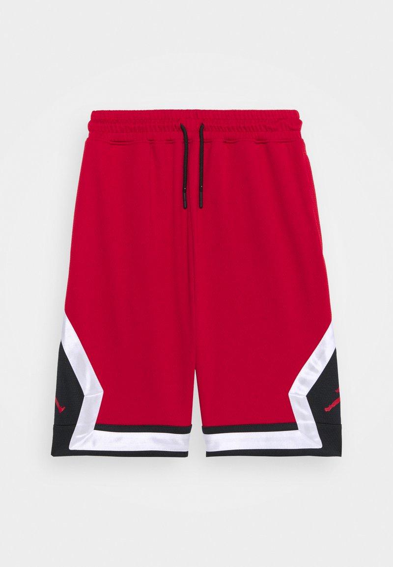 Jordan - JUMPMAN DIAMOND SHORT UNISEX - Short de sport - gym red