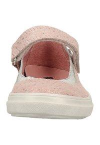 Richter - Ankle strap ballet pumps - light pink - 6