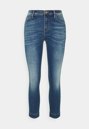 SABRINA SOFT STRETCH - Skinny džíny - blue denim