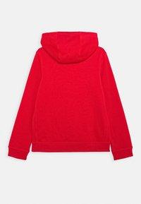 Nike Sportswear - CLUB - Bluza z kapturem - university red - 1