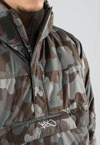 K1X - URBAN - Winter jacket - woodland camo - 3