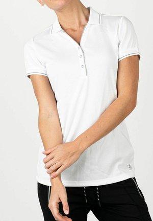 SLAM - Poloshirt - wit