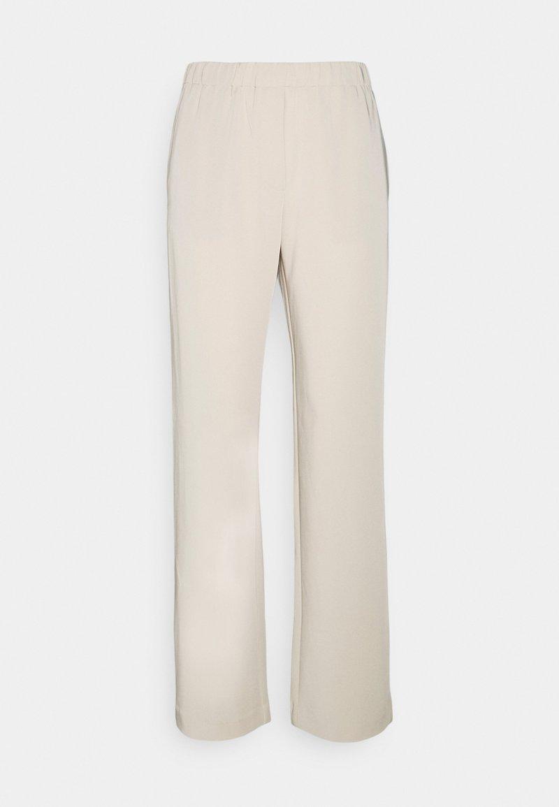 Samsøe Samsøe - HOYS PANTS - Trousers - quicksand
