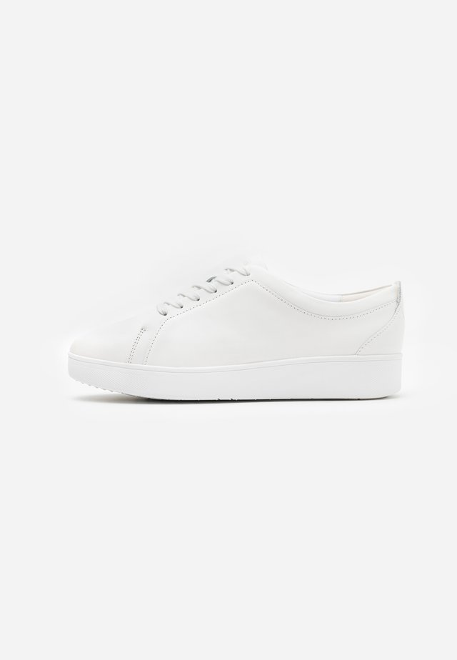 RALLY - Sneakers laag - urban white