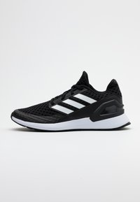adidas Performance - RAPIDA ACTIVE CLOUDFOAM RUNNING SHOES - Neutral running shoes - core black/footwear white - 0
