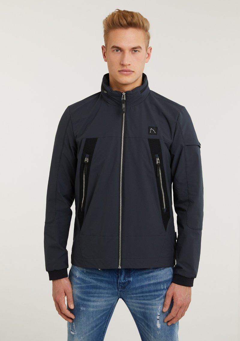CHASIN' - Light jacket - dark blue