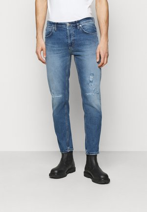 PANTALONE BRIGHTON - Jeans Tapered Fit - blue denim