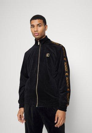 TAPE JACKET - Training jacket - black