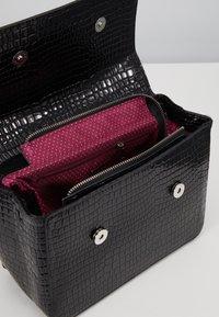 HVISK - DALLY CROCO - Handbag - black - 4