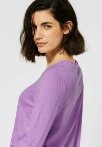 Cecil - Long sleeved top - lila - 0