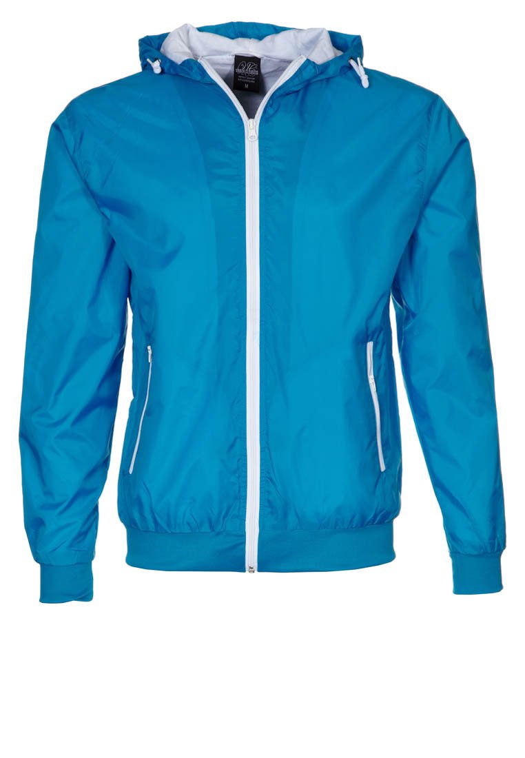 Urban Classics - Light jacket - turquoise/white
