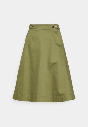 DANIELLA DALI SKIRT - A-line skirt - capulet olive